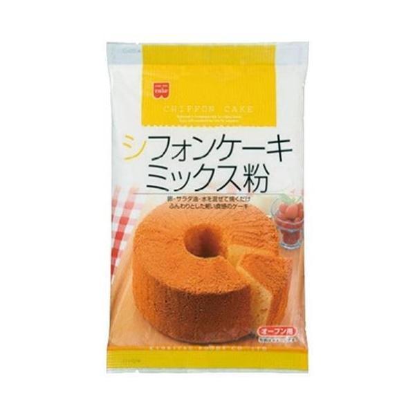 送料無料 【2ケースセット】共立食品 シフォンケーキミックス粉 200g×6袋入×(2ケース)