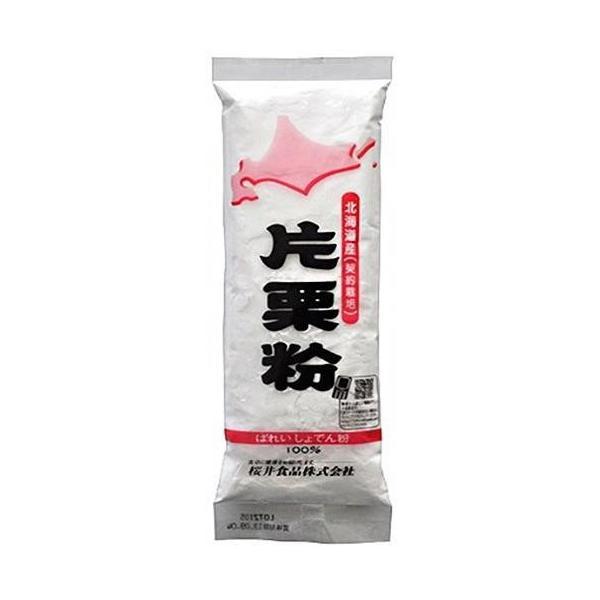 送料無料 桜井食品 片栗粉 200g×60袋入