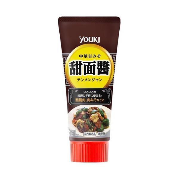 送料無料 ユウキ食品 甜面醤 チューブ 100g×10本入
