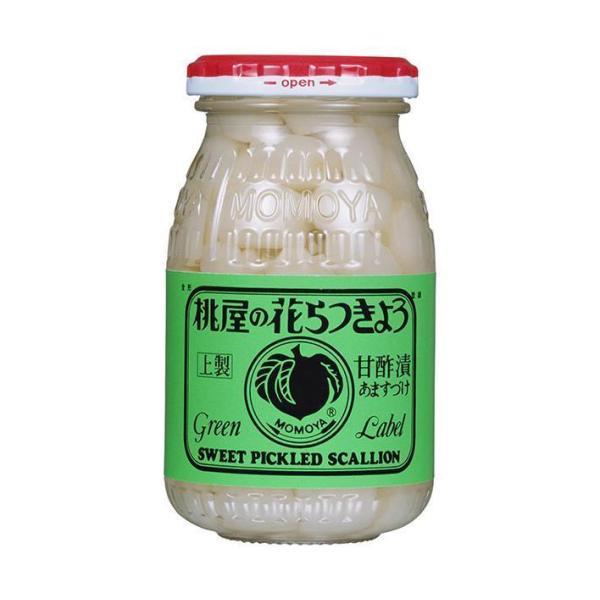 送料無料 【2ケースセット】桃屋 花らっきょう 115g瓶×12個入×(2ケース)