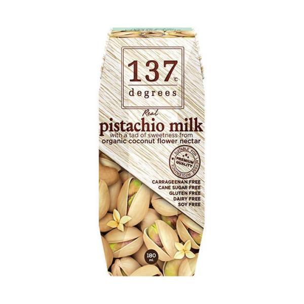 送料無料 【2ケースセット】HARUNA(ハルナ) 137ディグリーズ ピスタチオミルク(プリズマ容器) 180ml紙パック×36本入×(2ケース)