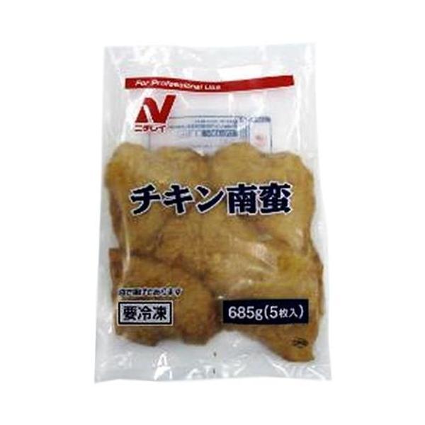 送料無料 【冷凍商品】ニチレイ チキン南蛮 685g(5枚)×4袋入