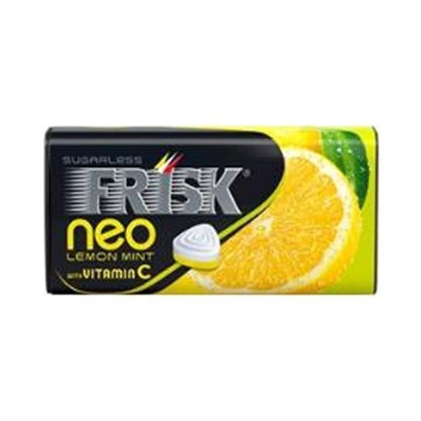 送料無料 【2ケースセット】クラシエフーズ FRISK(フリスク)ネオ レモンミント 35g×9個入×(2ケース)