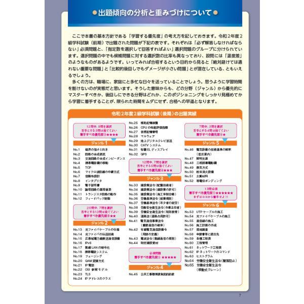 2020年版 電気通信工事施工管理技士 突破攻略 2級学科編 nozomi-tn 04