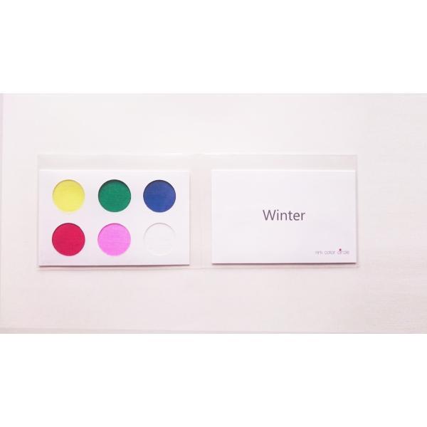 パーソナルカラー 10タイプ 黄 緑 青 赤 ピンク 定番色 カードサイズ スウォッチ 布見本 nrkcolorshop2 06