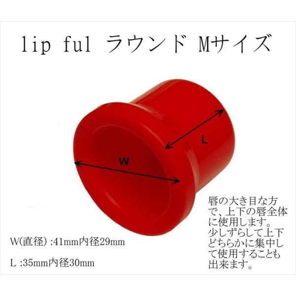 口プチ 4サイズセット 鼻プチの次は口プチ 唇を簡単ボリュームアップ リップフル  セクシーリップス リップエンハンサー 送料無料 インスタグラムで話題沸騰|nsaeshop|04