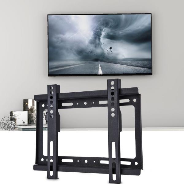 テレビ壁掛け金具 テレビマウント ブラケット 14?40インチ ダブルアーム LCD/LED液晶テレビ対応 高強度 耐荷重25kg VESA