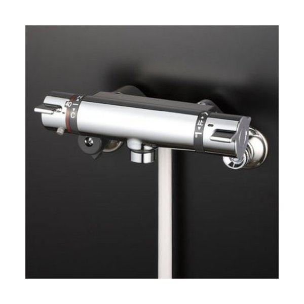 KVKサーモスタット式シャワー混合水栓KF800TNN