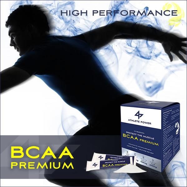 <title>BCAA PREMIUM bcaaプレミアム 1箱 60包 筋力維持 筋力アップサポート アミノ酸 筋トレサプリでアスリートボディへ 捧呈</title>