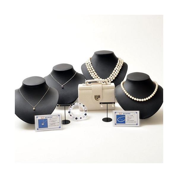 大粒ダイヤ大珠アコヤ真珠よくばり福袋8点セット 送料無料 アメシスト プラチナ イヤリング ピアス ブレスレット ペンダント お得