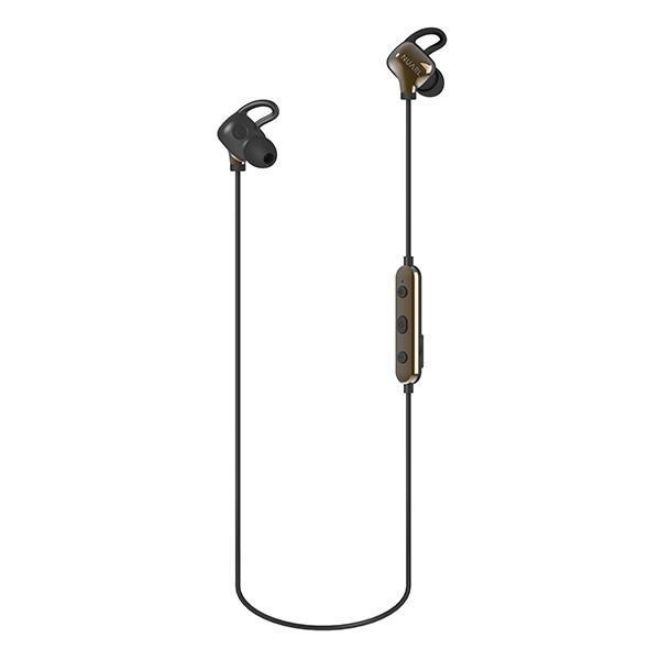 【公式ストア】NUARL NB10R2 Bluetooth/aptX/IPX7耐水/6.5h連続再生/リモコンマイク/HDSSワイヤレスステレオイヤホン(ブラックゴールド)※延長保証+6ヶ月付|nuarl|04