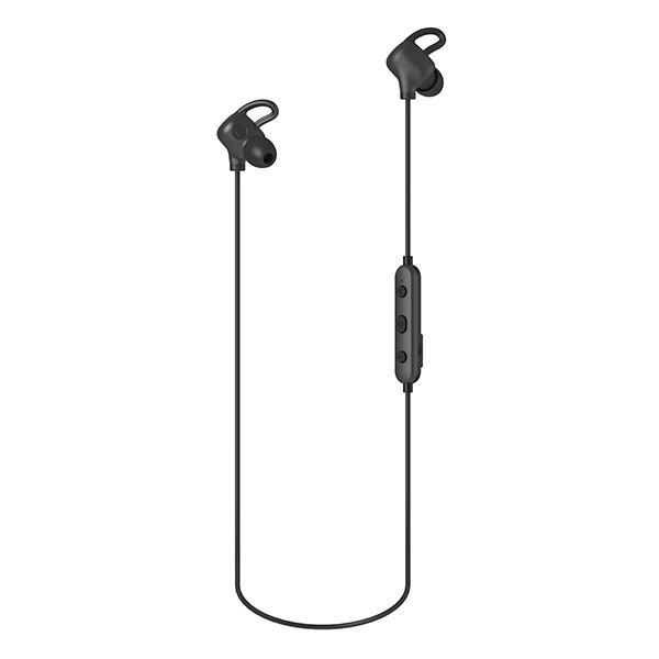 【公式ストア】NUARL NB10R2 Bluetooth/aptX/IPX7耐水/6.5h連続再生/リモコンマイク/HDSSワイヤレスステレオイヤホン(マットブラック)※延長保証+6ヶ月付|nuarl|04