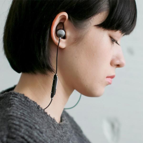 【公式ストア】NUARL NB20C Bluetooth/IPX6耐水/6h連続再生/リモコンマイク/小型軽量ワイヤレスステレオイヤホン(マットグレー) ※延長保証+6ヶ月付|nuarl|03