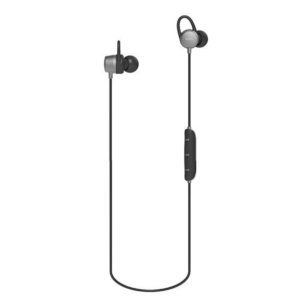 【公式ストア】NUARL NB20C Bluetooth/IPX6耐水/6h連続再生/リモコンマイク/小型軽量ワイヤレスステレオイヤホン(マットグレー) ※延長保証+6ヶ月付|nuarl|04