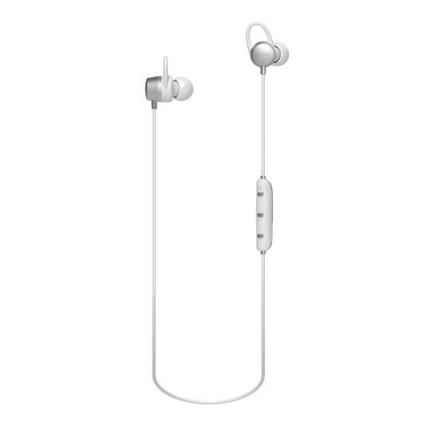 【公式ストア】NUARL NB20C Bluetooth/IPX6耐水/6h連続再生/リモコンマイク/小型軽量ワイヤレスステレオイヤホン(マットシルバー) ※延長保証+6ヶ月付|nuarl|04
