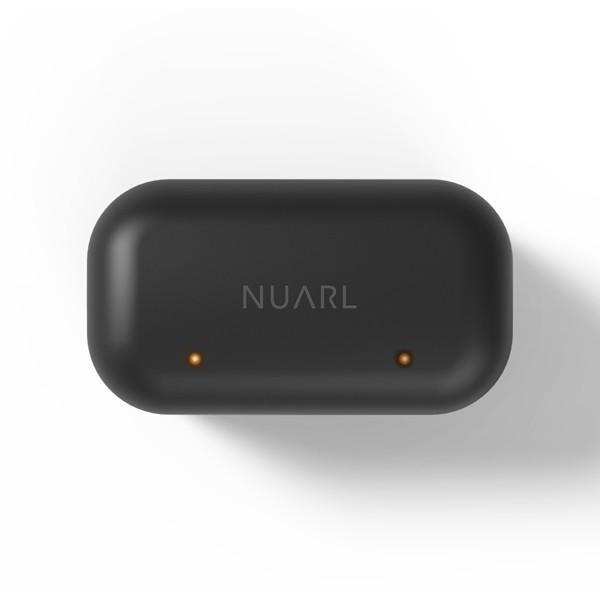 【公式ストア】NUARL NT01 Bluetooth/完全ワイヤレス/IPX4耐水/5h再生/マイク付/軽量5g/左右独立ステレオイヤホン(マットブラック)※延長保証+6ヶ月付|nuarl|04