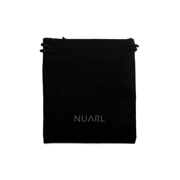 【公式ストア】NUARL NX110A ハイレゾ ピュアオーディオステレオイヤホン(マットグレー)ポーチ付 ※延長保証+6ヶ月付|nuarl|07