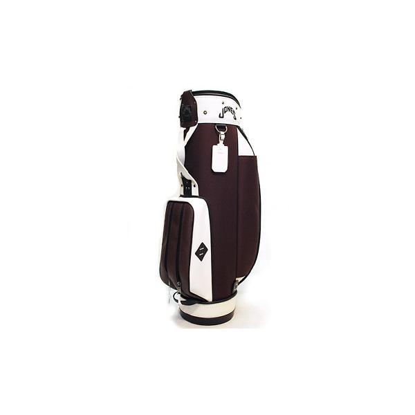 ジョーンズ 2021 JONES RIDER Chocolate Brown キャディバッグ  [Jones Golf Bags ライダー  チョコレート ブラウン ゴルフ]