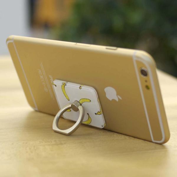 スマホリング 全機種対応 iPhone Galaxy Xperia AQUOSPHONE 落下防止 マリリンモンロー Marilyn Monroe タトゥー FUCK BITCH パロディ 海外 女優|numbers|05