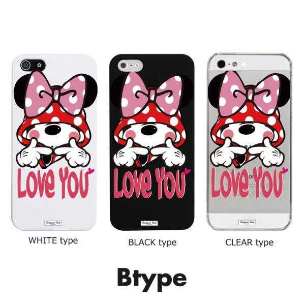全機種対応 スマホ ケース iPhone11 11pro Galaxy Xperia AQUOSPHONE LOVE YOU Mouse 女の子 GIRL ネズミッキー パロディ デザイン 可愛い|numbers|03