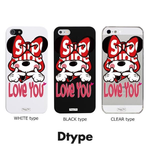 全機種対応 スマホ ケース iPhone11 11pro Galaxy Xperia AQUOSPHONE LOVE YOU Mouse 女の子 GIRL ネズミッキー パロディ デザイン 可愛い|numbers|05