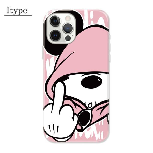 全機種対応 スマホ ケース iPhone11 11pro Galaxy Xperia AQUOSPHONE ass Mouse FUCK ファック ネズミッキー パロディ おもしろ デザイン 可愛い|numbers|11