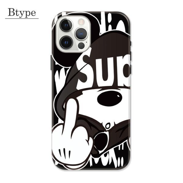 全機種対応 スマホ ケース iPhone11 11pro Galaxy Xperia AQUOSPHONE ass Mouse FUCK ファック ネズミッキー パロディ おもしろ デザイン 可愛い|numbers|04
