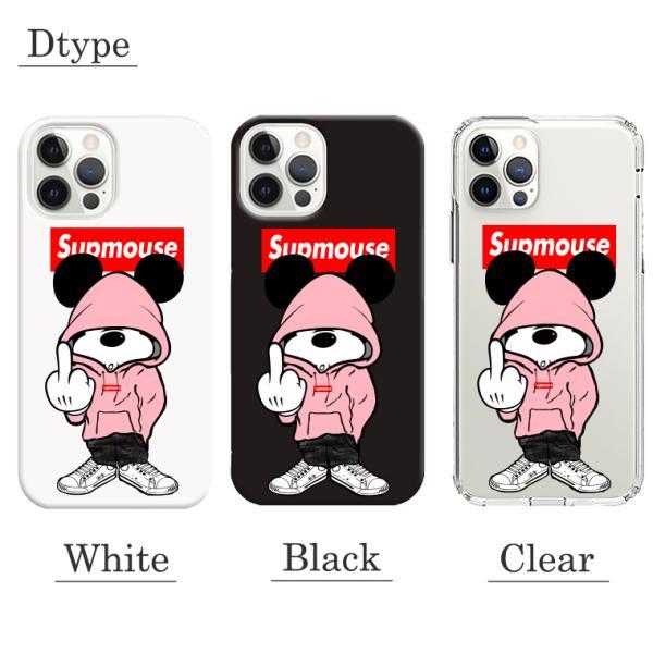 全機種対応 スマホ ケース iPhone11 11pro Galaxy Xperia AQUOSPHONE Supmouse FUCK ファック ネズミッキー パロディ おもしろ デザイン 可愛い numbers 05