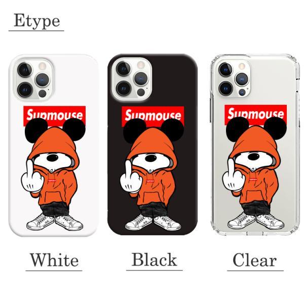 全機種対応 スマホ ケース iPhone11 11pro Galaxy Xperia AQUOSPHONE Supmouse FUCK ファック ネズミッキー パロディ おもしろ デザイン 可愛い numbers 06