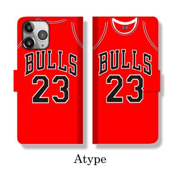 全機種対応 手帳型 iPhone11 ケース iPhone6Plus iPhone オリジナル NBA bulls ALLSTAR 2015 NBA basketball  ストリート バスケ ブルズ|numbers|02