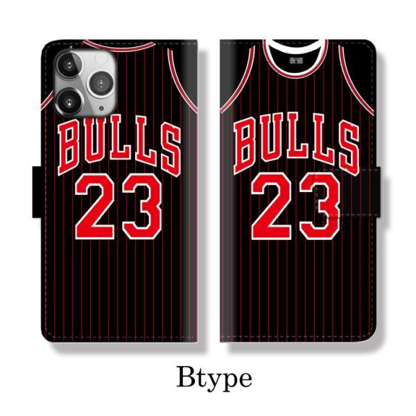 全機種対応 手帳型 iPhone11 ケース iPhone6Plus iPhone オリジナル NBA bulls ALLSTAR 2015 NBA basketball  ストリート バスケ ブルズ|numbers|03