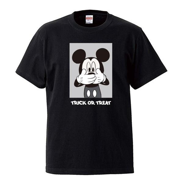 ストリート大人気ブランドTシャツ FUCK Not say TRICK OR TREAT トリックオアトリート パロディ 大人気 オシャレ トレンド マウス|numbers|03