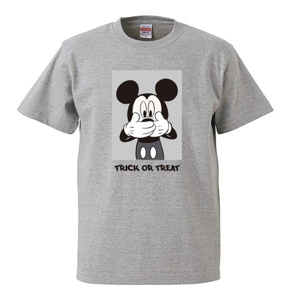 ストリート大人気ブランドTシャツ FUCK Not say TRICK OR TREAT トリックオアトリート パロディ 大人気 オシャレ トレンド マウス|numbers|04