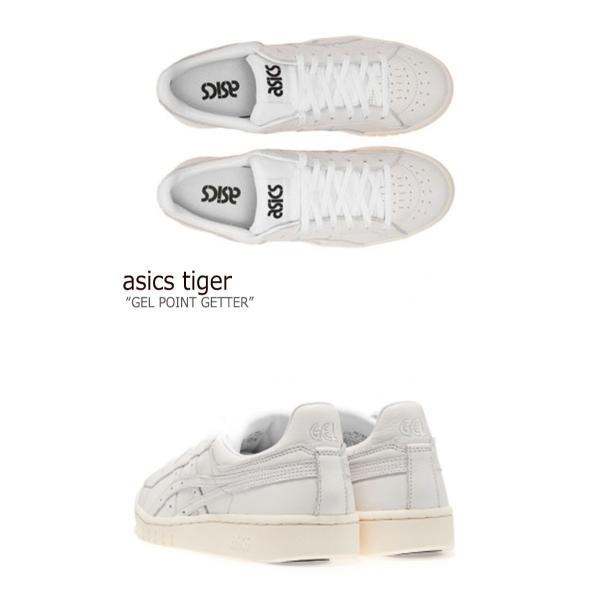 アシックス スニーカー asics メンズ レディース アシックスタイガー ASICS TIGER GEL-PTG WHITE ホワイト HL7X0-0101 シューズ nuna-ys 03