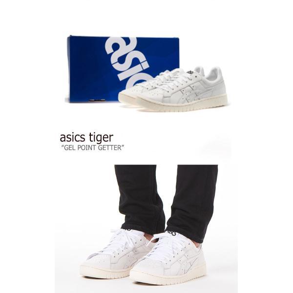 アシックス スニーカー asics メンズ レディース アシックスタイガー ASICS TIGER GEL-PTG WHITE ホワイト HL7X0-0101 シューズ nuna-ys 04