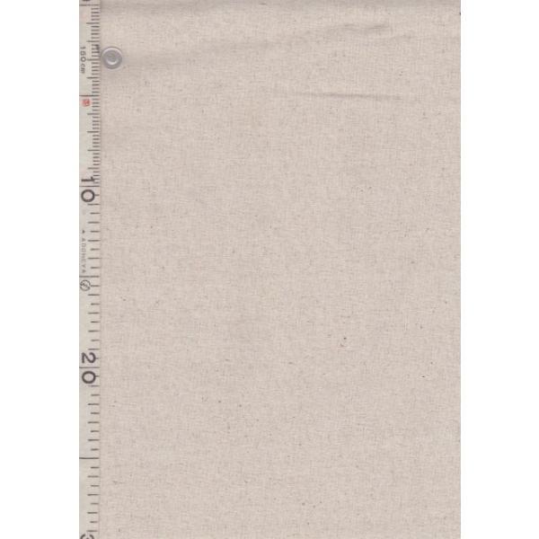 綿麻キャンバス無地/生成(きなり) 5色 1m単位 ポイント/アウトレット価格|nunontyu|02