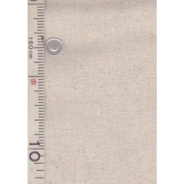 綿麻キャンバス無地/生成(きなり) 5色 1m単位 ポイント/アウトレット価格|nunontyu|03
