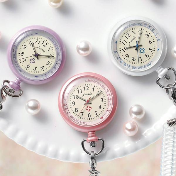 2wayナースウォッチ 看護師 時計 ナースグッズ|nursery-y