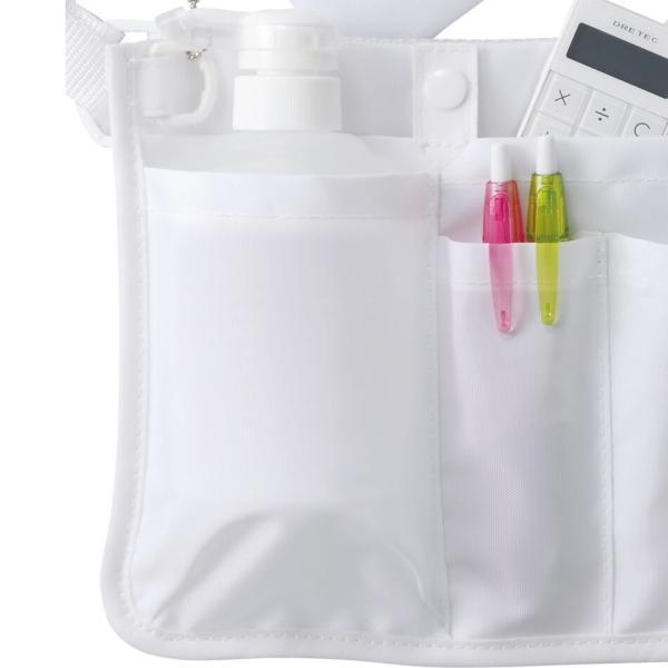 ナース ペンケース バッグ 看護 医療 介護 収納 ウエストオーガナイザー3|nursery-y|11