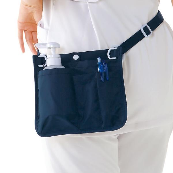 ナース ペンケース バッグ 看護 医療 介護 収納 ウエストオーガナイザー3|nursery-y|14