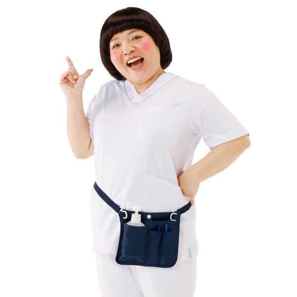 ナース ペンケース バッグ 看護 医療 介護 収納 ウエストオーガナイザー3|nursery-y|03