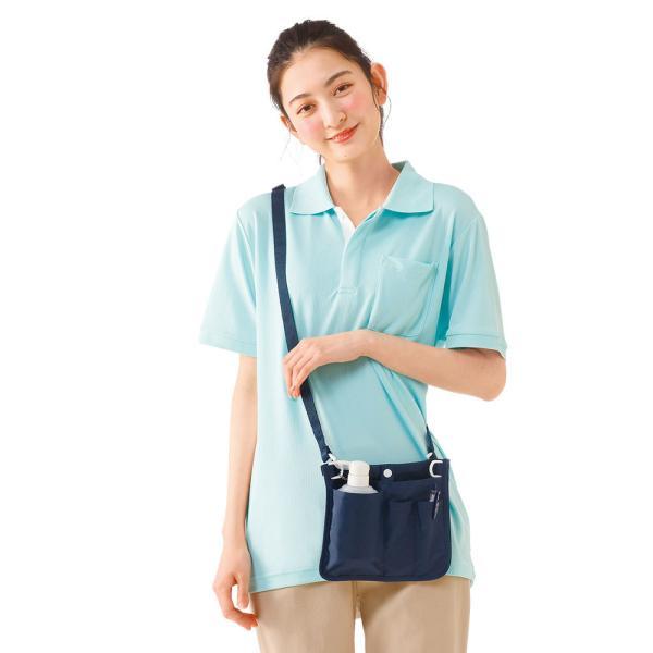ナース ペンケース バッグ 看護 医療 介護 収納 ウエストオーガナイザー3|nursery-y|04