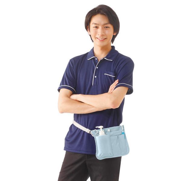 ナース ペンケース バッグ 看護 医療 介護 収納 ウエストオーガナイザー3|nursery-y|05