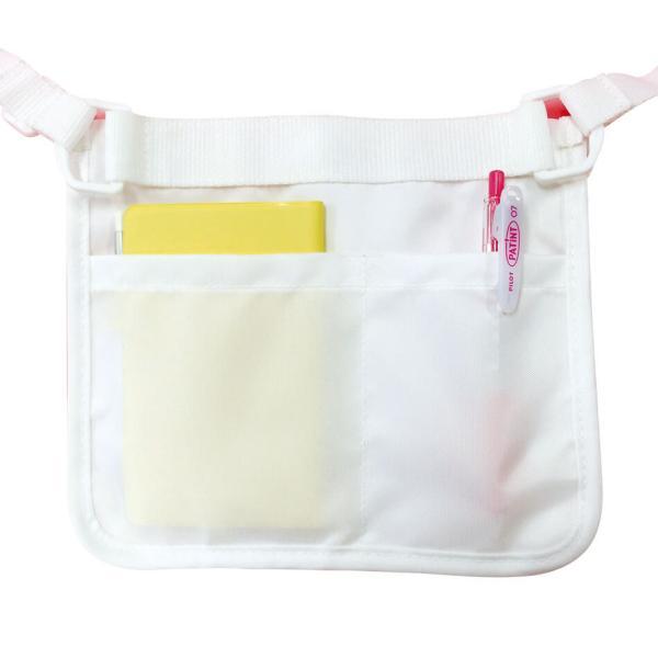 ナース ペンケース バッグ 看護 医療 介護 収納 ウエストオーガナイザー3|nursery-y|09