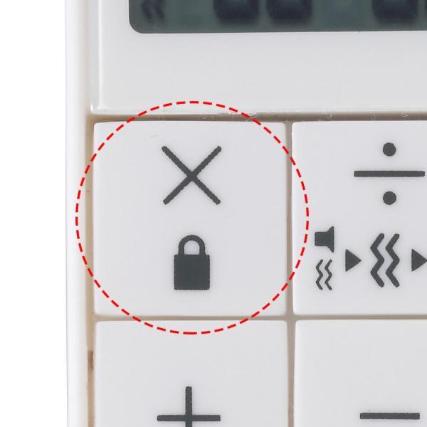 ナース 小物 グッズ 看護 医療 介護 計測 音が消せる電卓付長時間タイマー|nursery-y|04