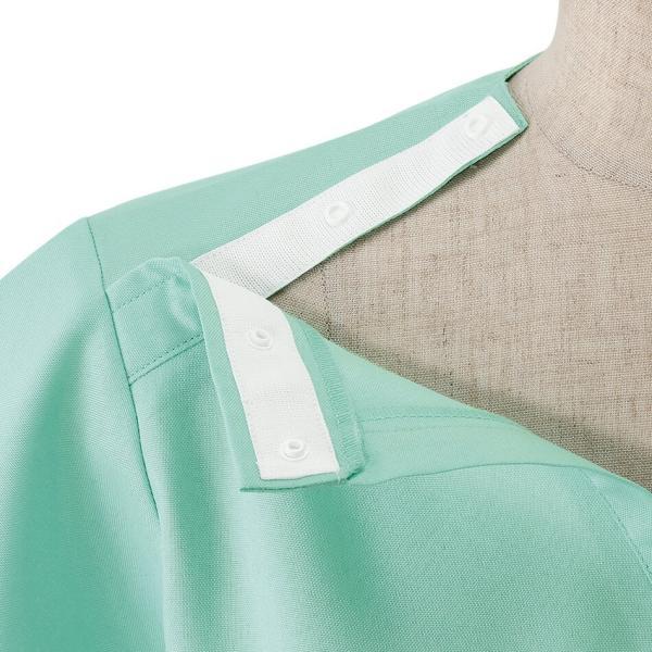 白衣 男性 女性 男女兼用 病院 クリニック 看護師 ナースリースクラブ(さらりタッチ)|nursery-y|11