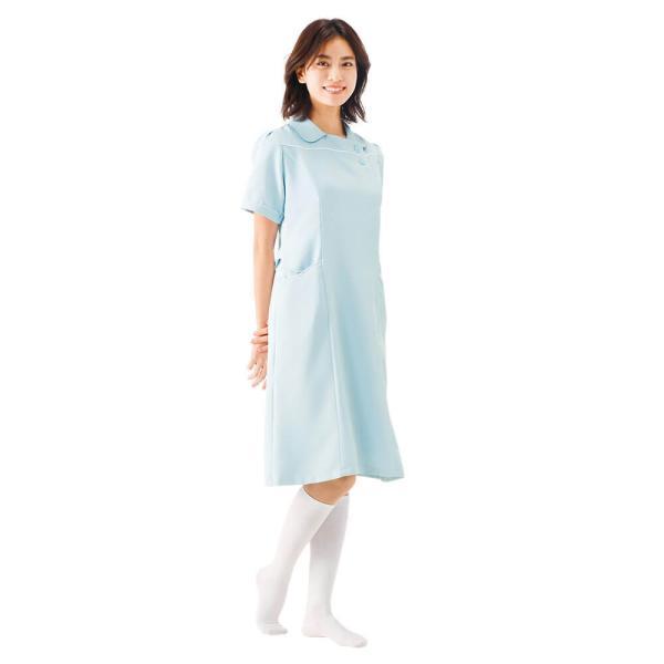 白衣 医療 看護 女性 靴下 抗菌ダイヤ柄着圧ソックス 3足組|nursery-y|02