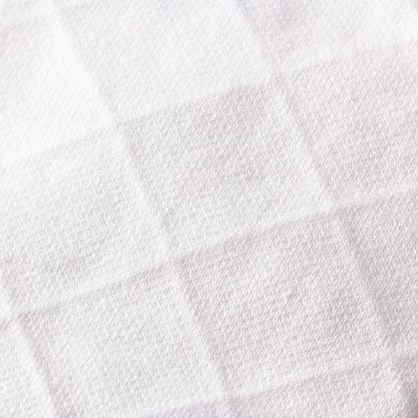 白衣 医療 看護 女性 靴下 抗菌ダイヤ柄着圧ソックス 3足組|nursery-y|03