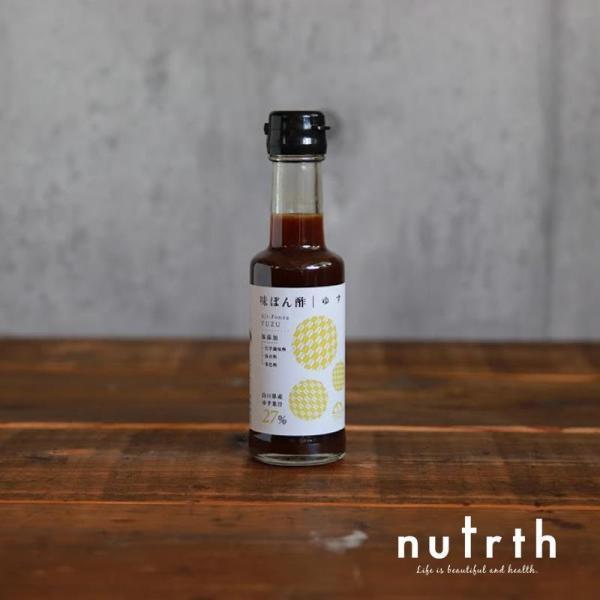 賞味期限間近[21年6月6日]柚子屋本店ポン酢味ぽん酢ゆず150ml