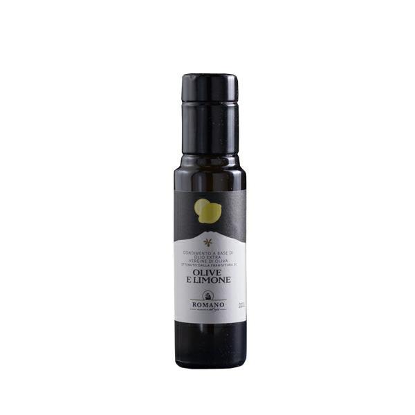 お試しサイズ ロマーノ レモンオリーブオイル レモンオイル 100ml 小林もりみセレクト 高級オリーブオイル RM-0001 カーサ・モリミ正規品